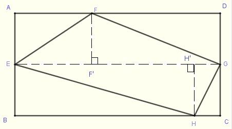rectangle and quadrilateral in problem 6 solution