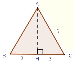 equilateral triangle in problem 4