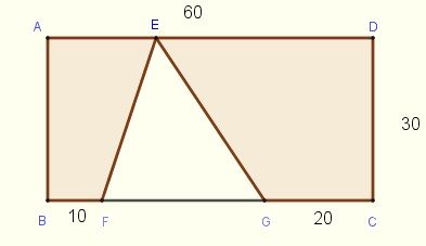 triangle in problem 4