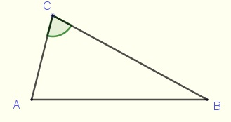 triangle with two sides and angle between them known
