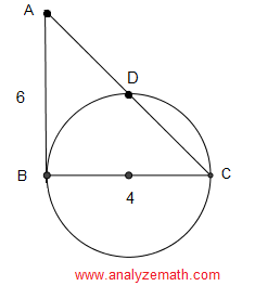 sat question - cord of circles