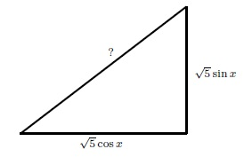 right triangle question 7