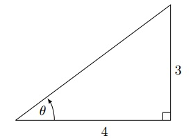 right triangle question 12