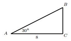 right triangle question 4